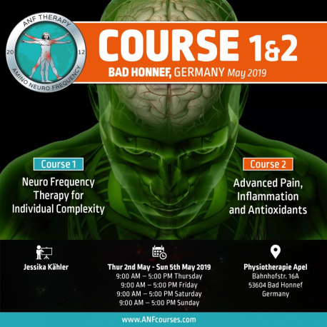 BAD HONNEF GERMANY- Course 1&2 - 2-5th May 19